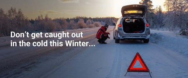 Don't break down this winter