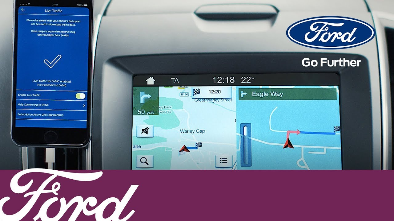 add apps to ford sync 3